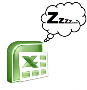 Excel-Sleep