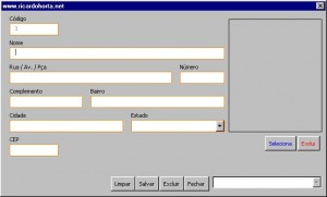Templates - Form Database with Excel and VBA