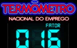Termômetro Nacional do Emprego