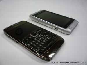N8 vs E71