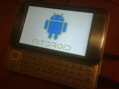 Android no N810