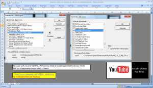 VBA Exibindo Videos do You Tube